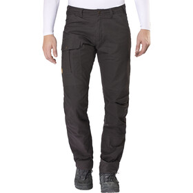 Fjällräven Nils Trousers Men dark grey
